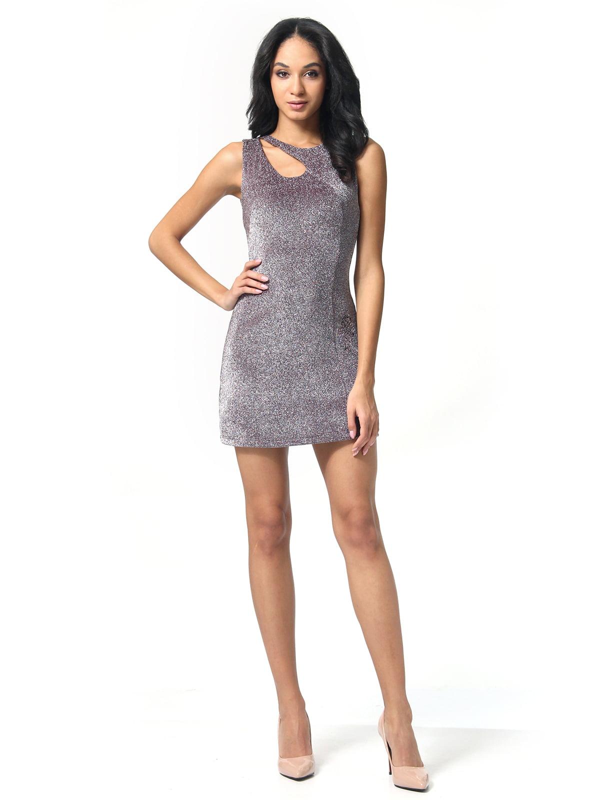 Платье цвета фрезии | 5621409
