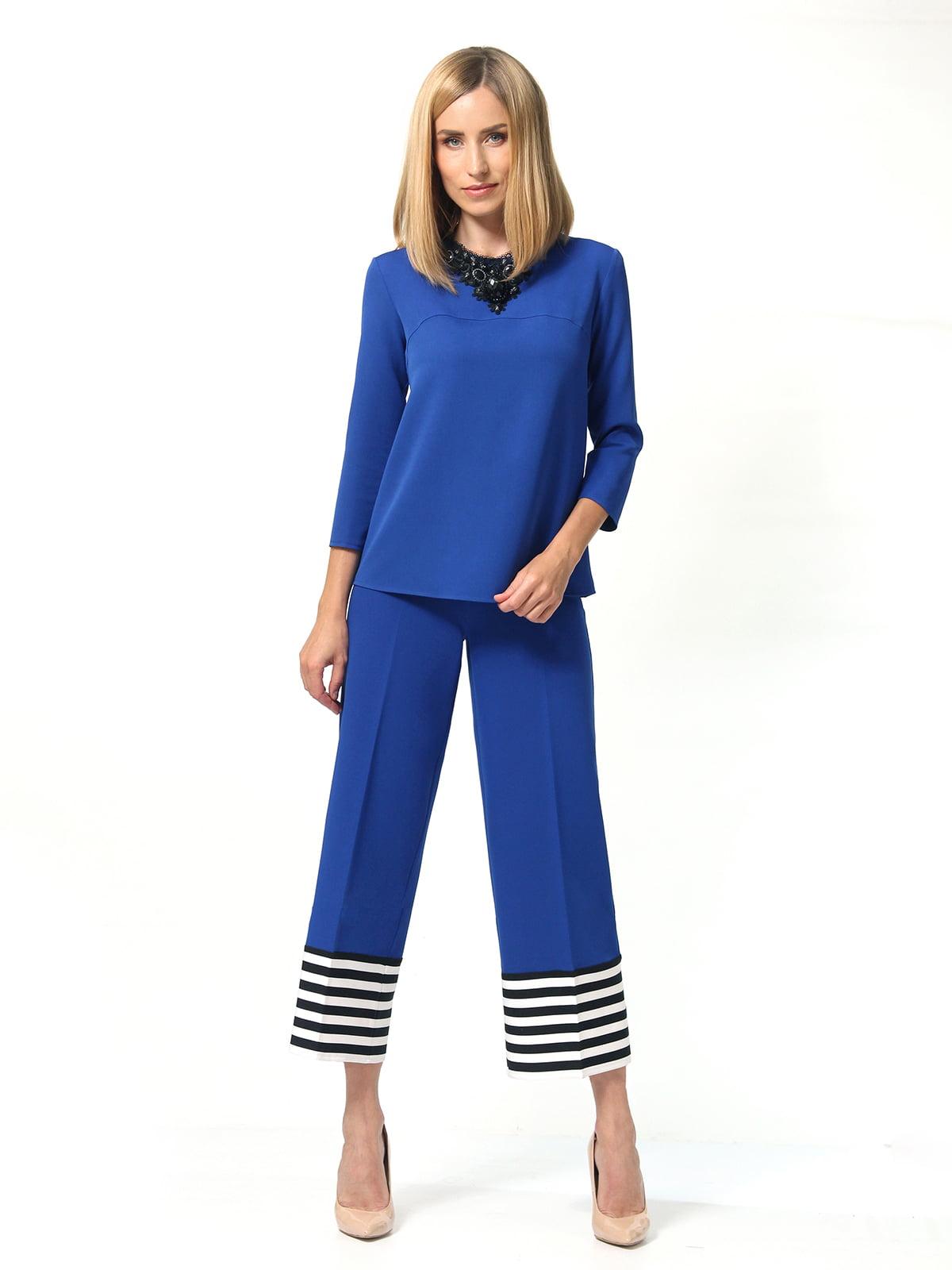 Комплект: блуза и кюлоты | 5621624