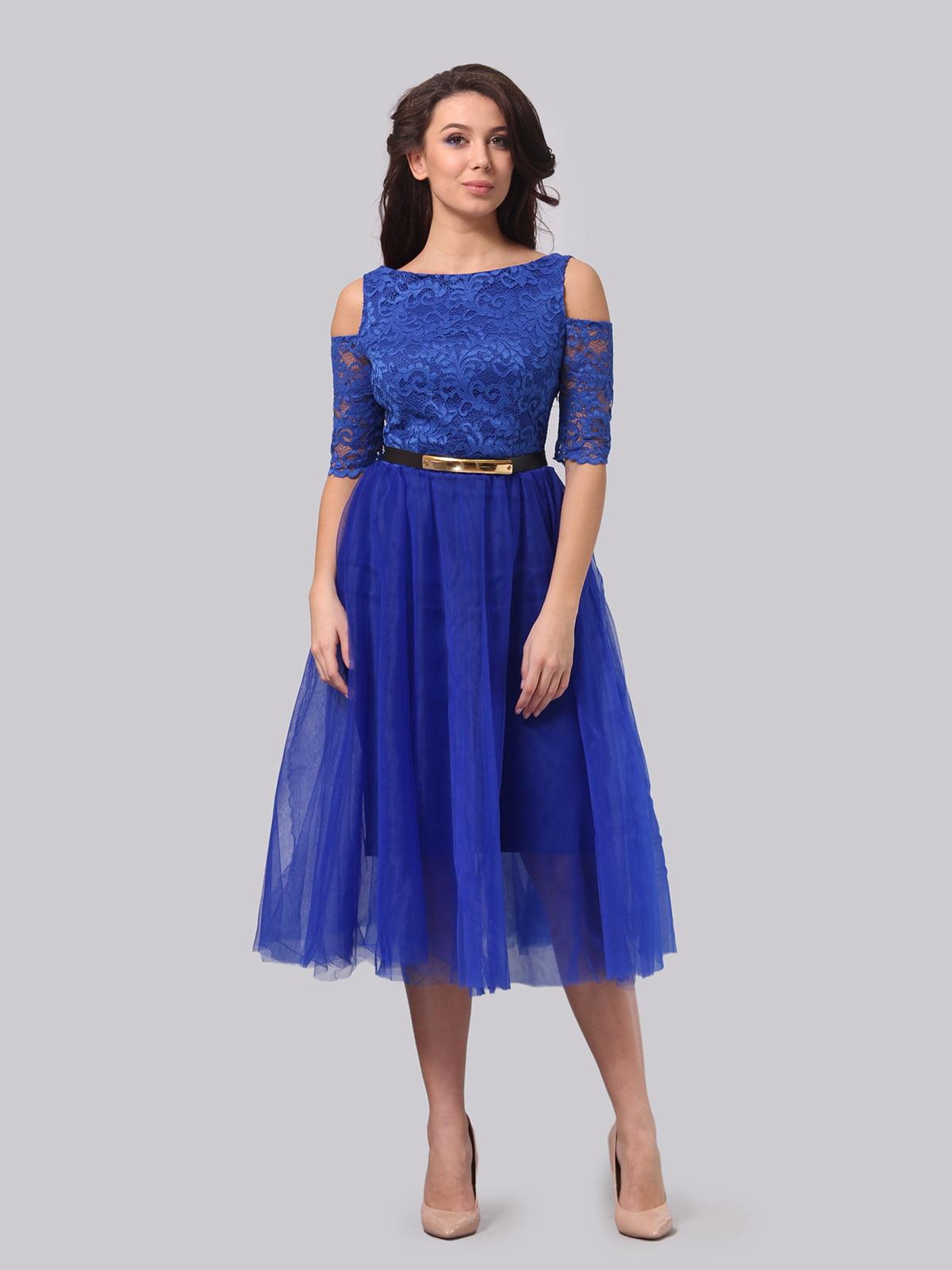 Сукня синя | 5620918
