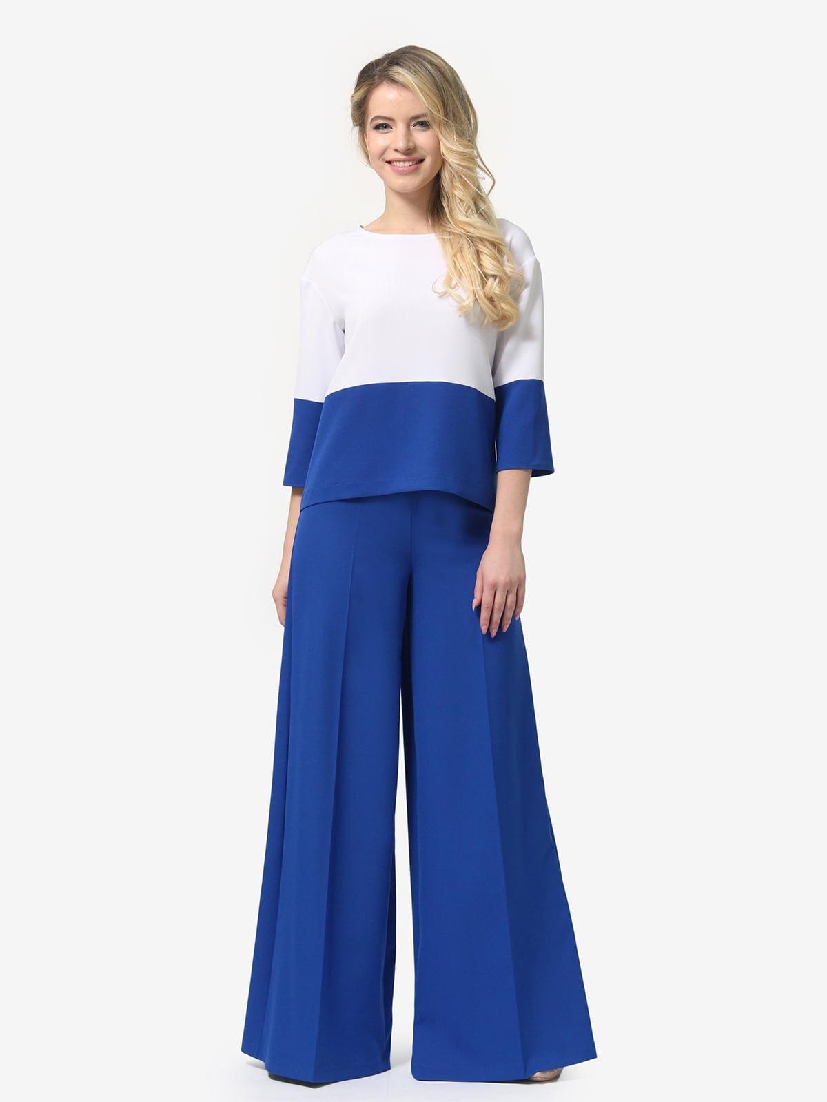 Комплект: блуза і штани | 5621563
