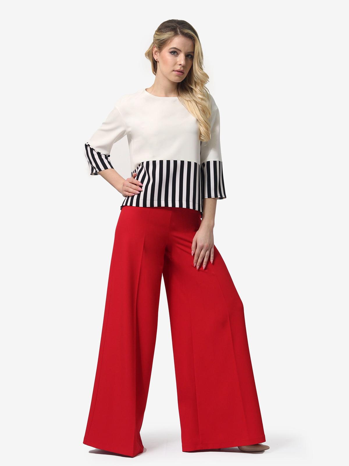 Комплект: блуза і штани | 5621564