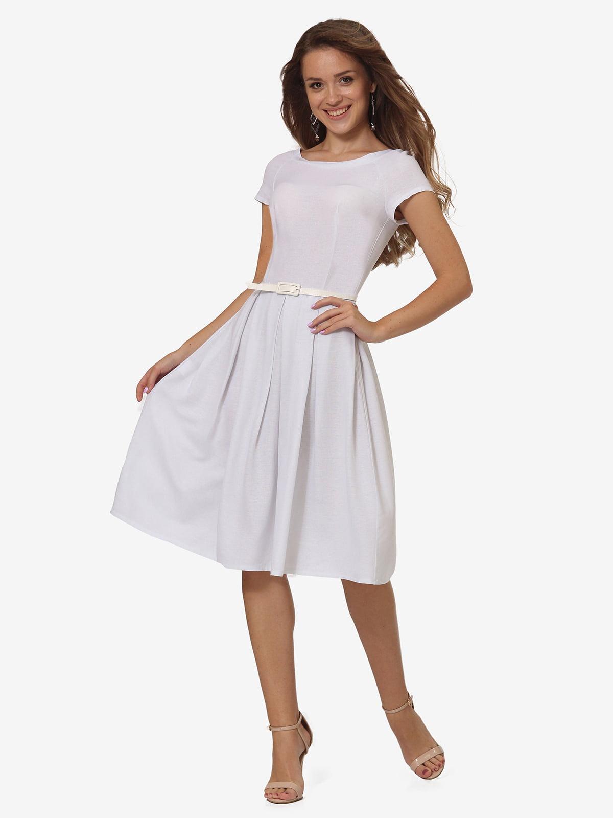 Сукня молочного кольору | 5620992