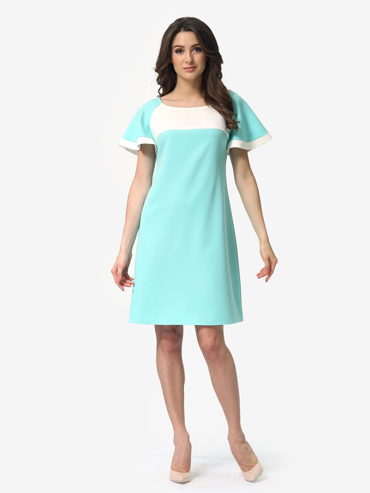 Платье двухцветное   5620752