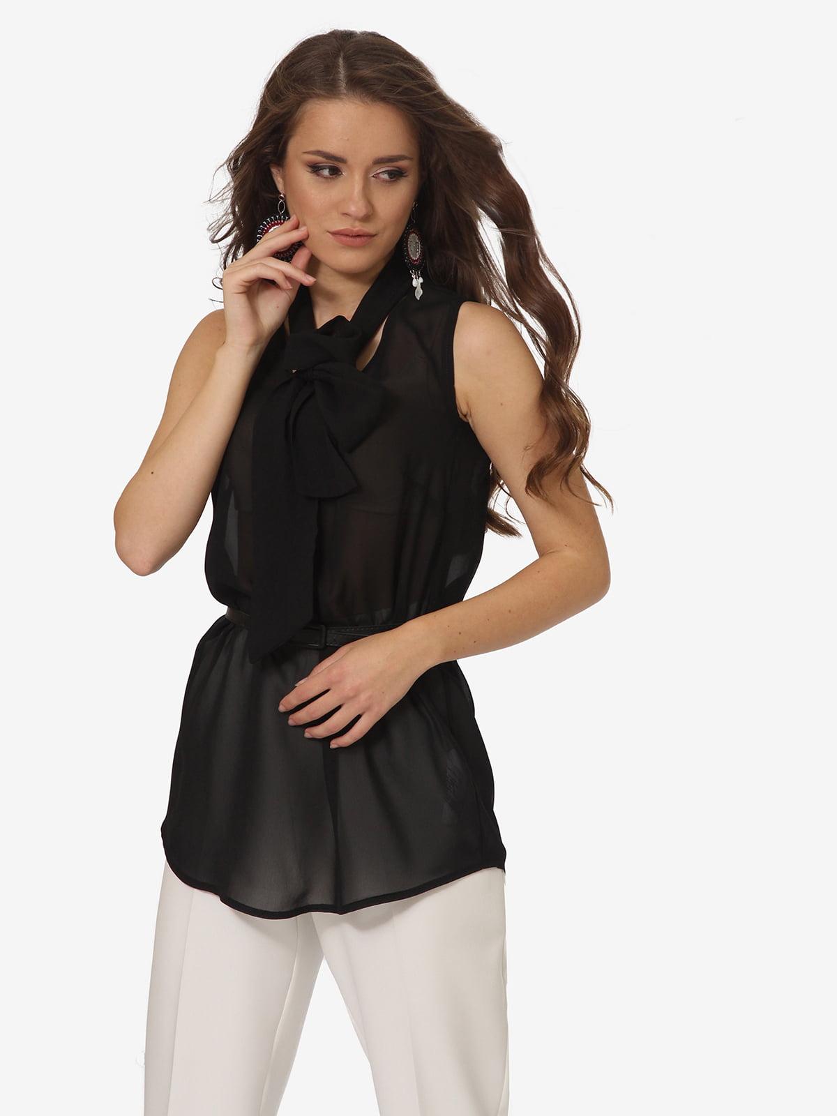 Блуза черная | 5621363