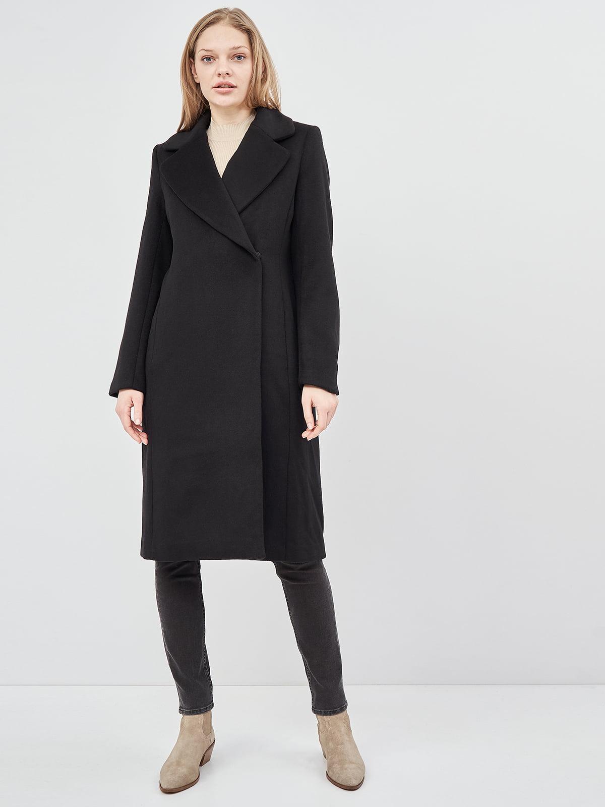 Пальто черное | 5619499