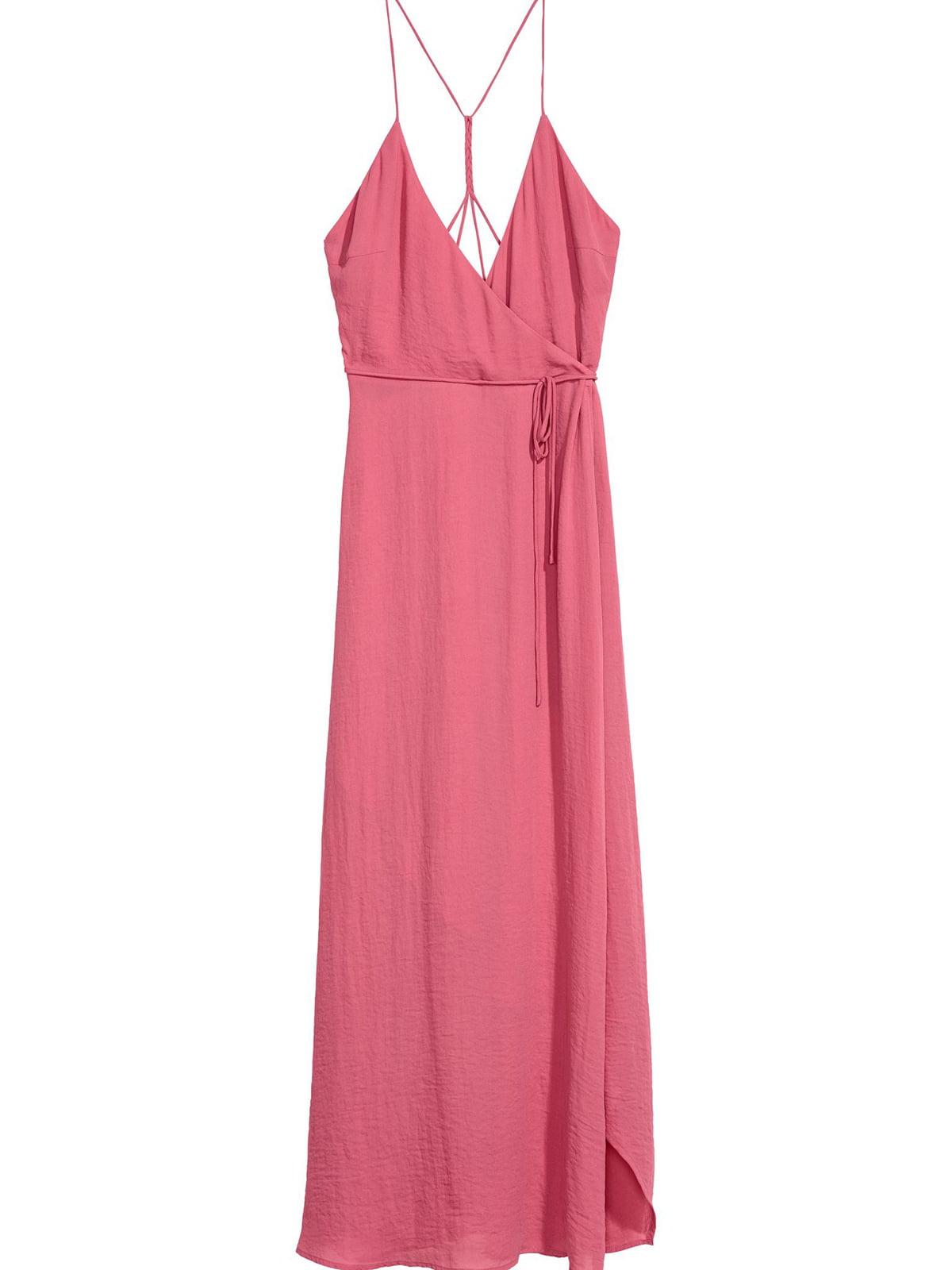 Платье розового цвета | 5619511