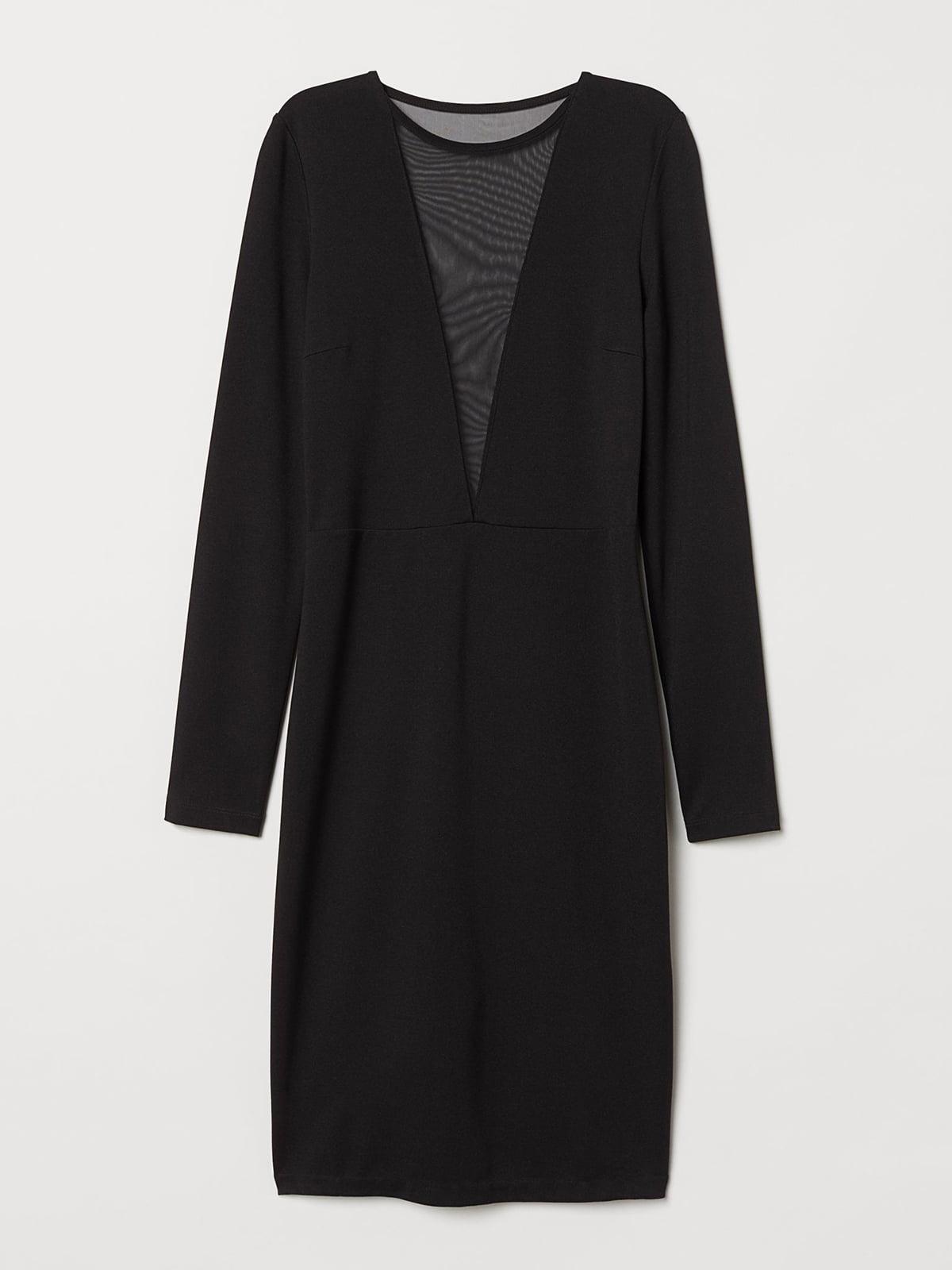 Платье черное | 5619518