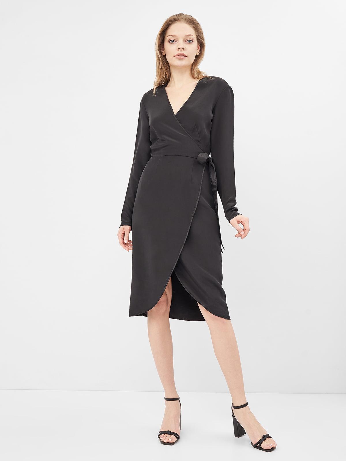Платье черное | 5619631