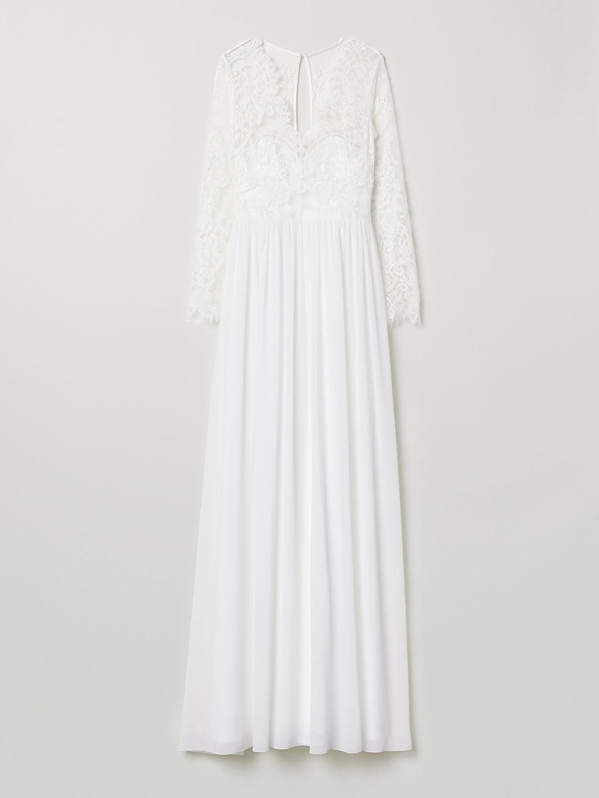 Платье свадебное белое | 5619657