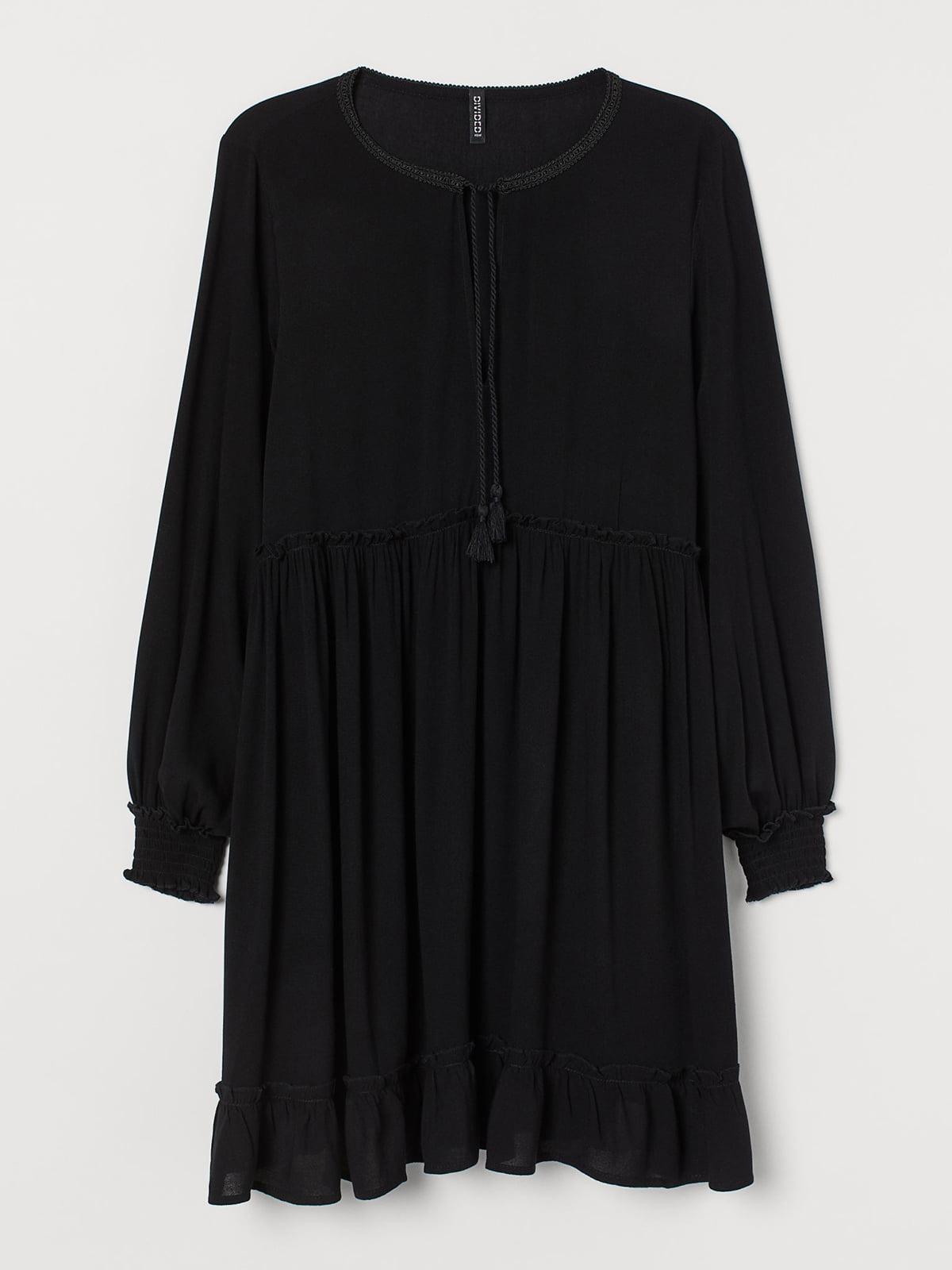 Платье черное | 5623569