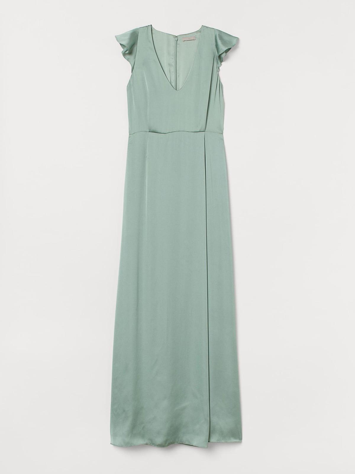 Платье бирюзовое   5623575