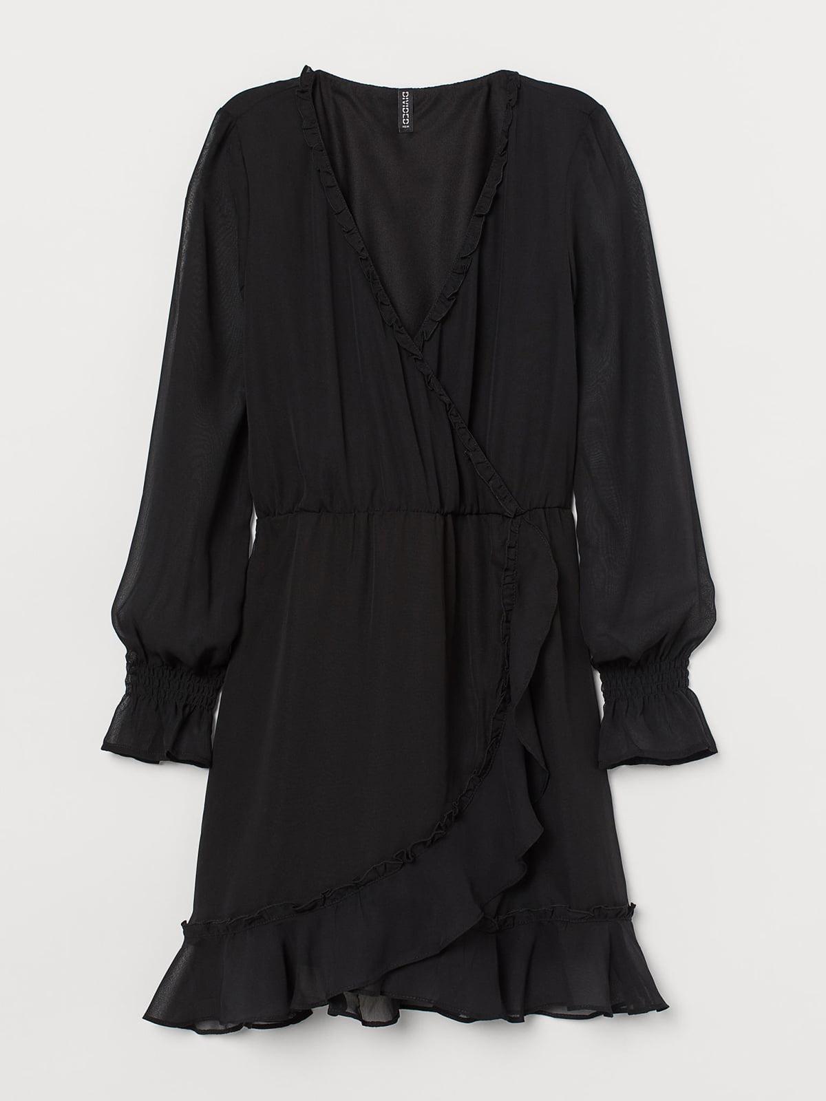 Платье черное   5623611