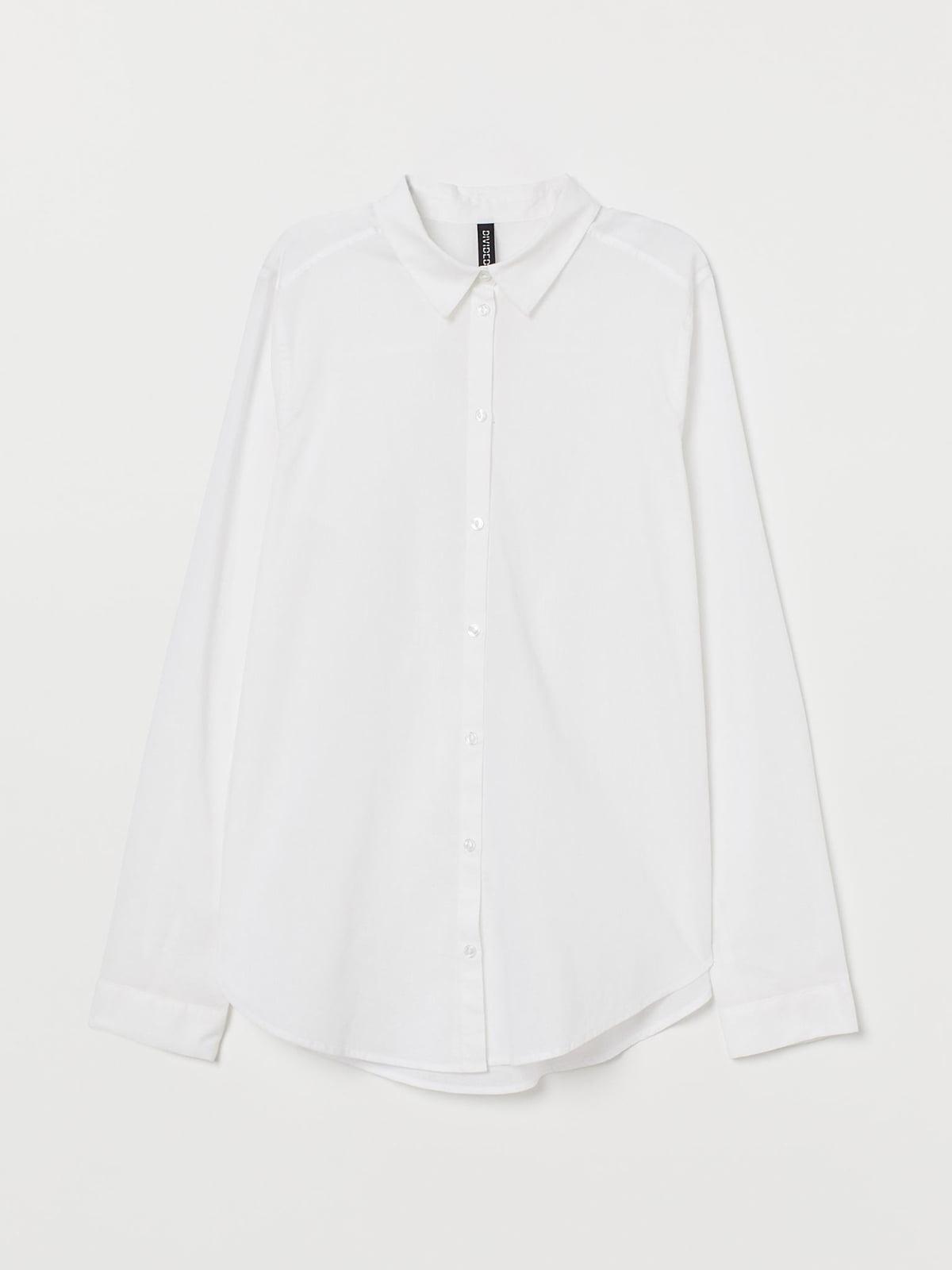 Рубашка белая   5623687