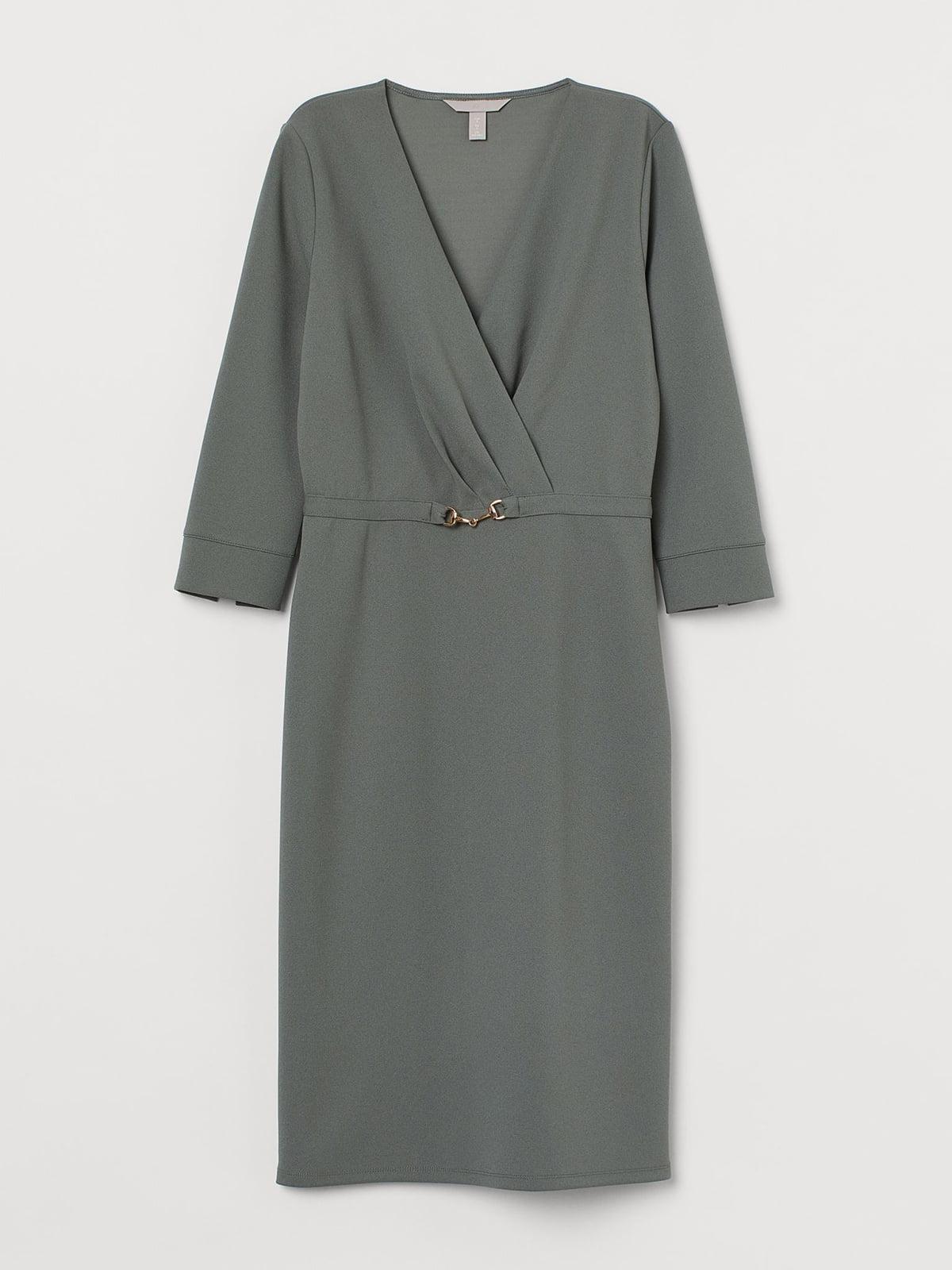 Платье зеленое | 5623724