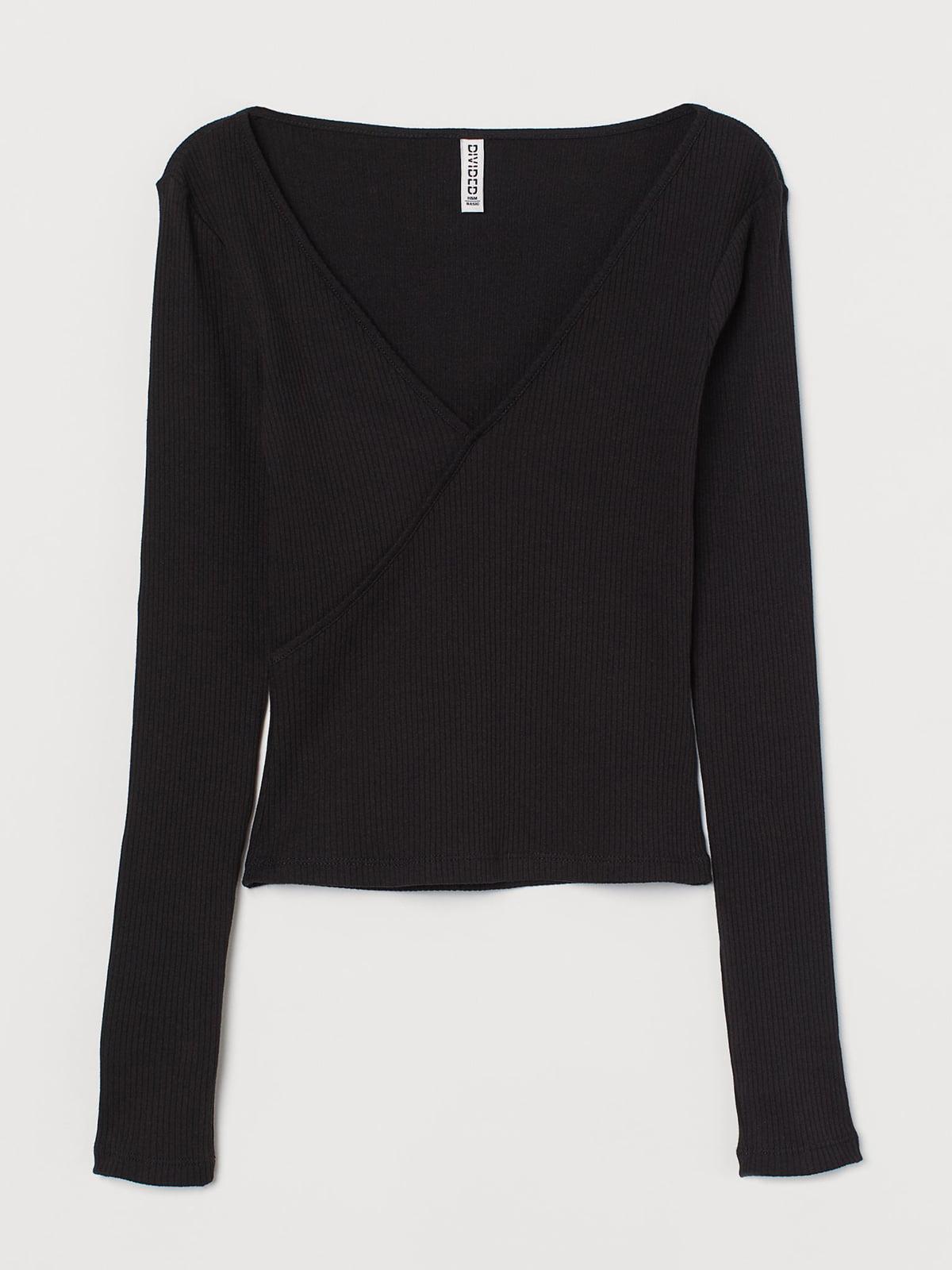 Пуловер черный   5623780
