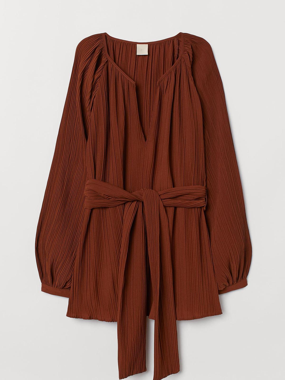 Блуза коричневая | 5623864