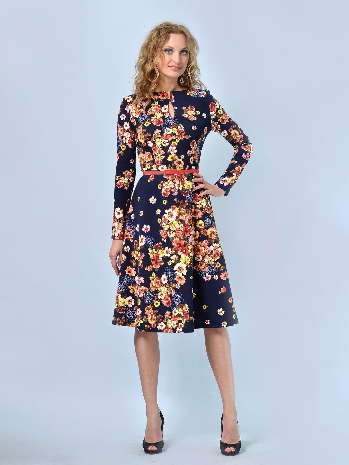 Сукня в квітковий принт | 5620806