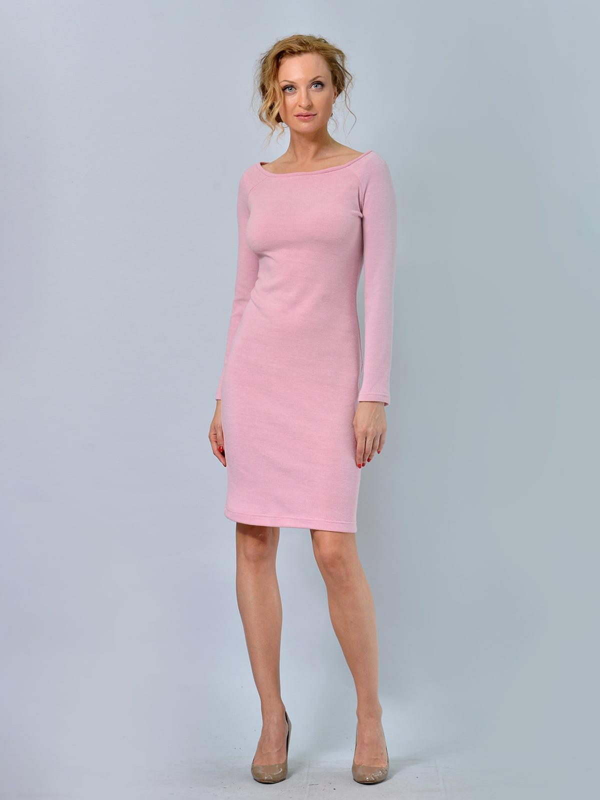Сукня рожевого кольору | 5620845