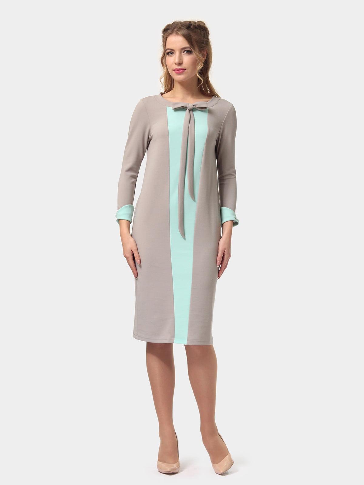 Сукня двокольорова   5620937