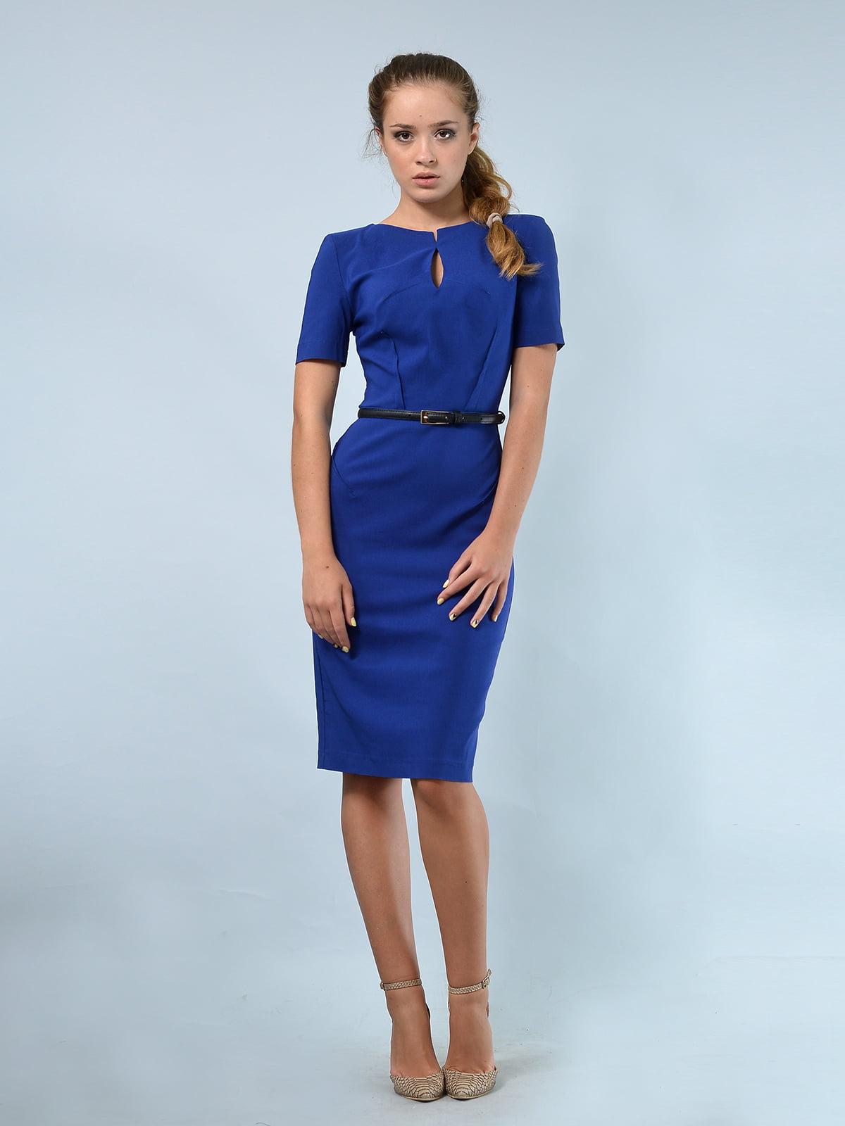 Сукня синя | 5620985