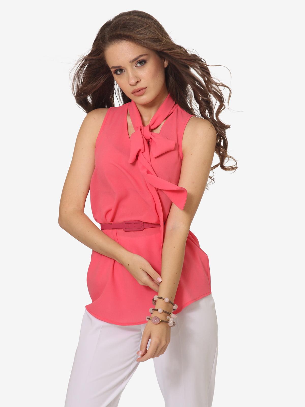 Блуза червоного кольору | 5621361