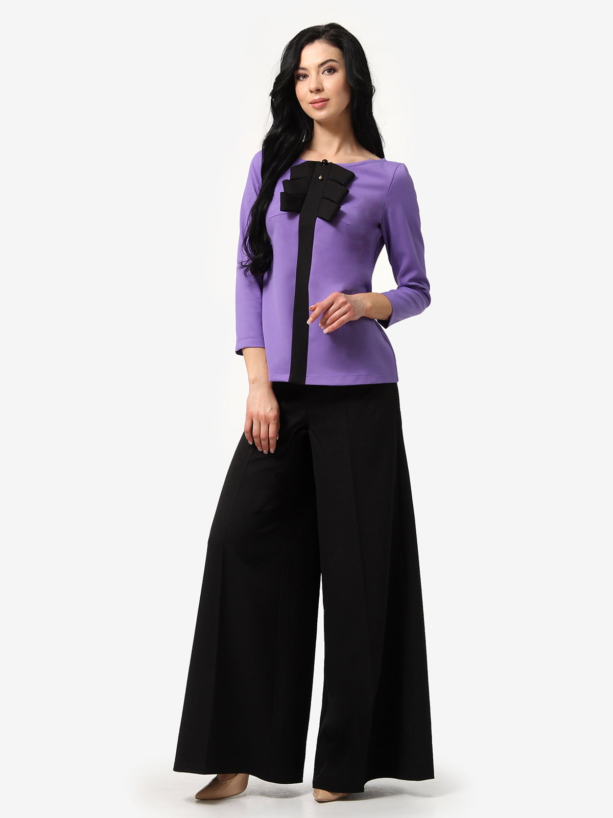 Комплект: блуза і штани | 5621565