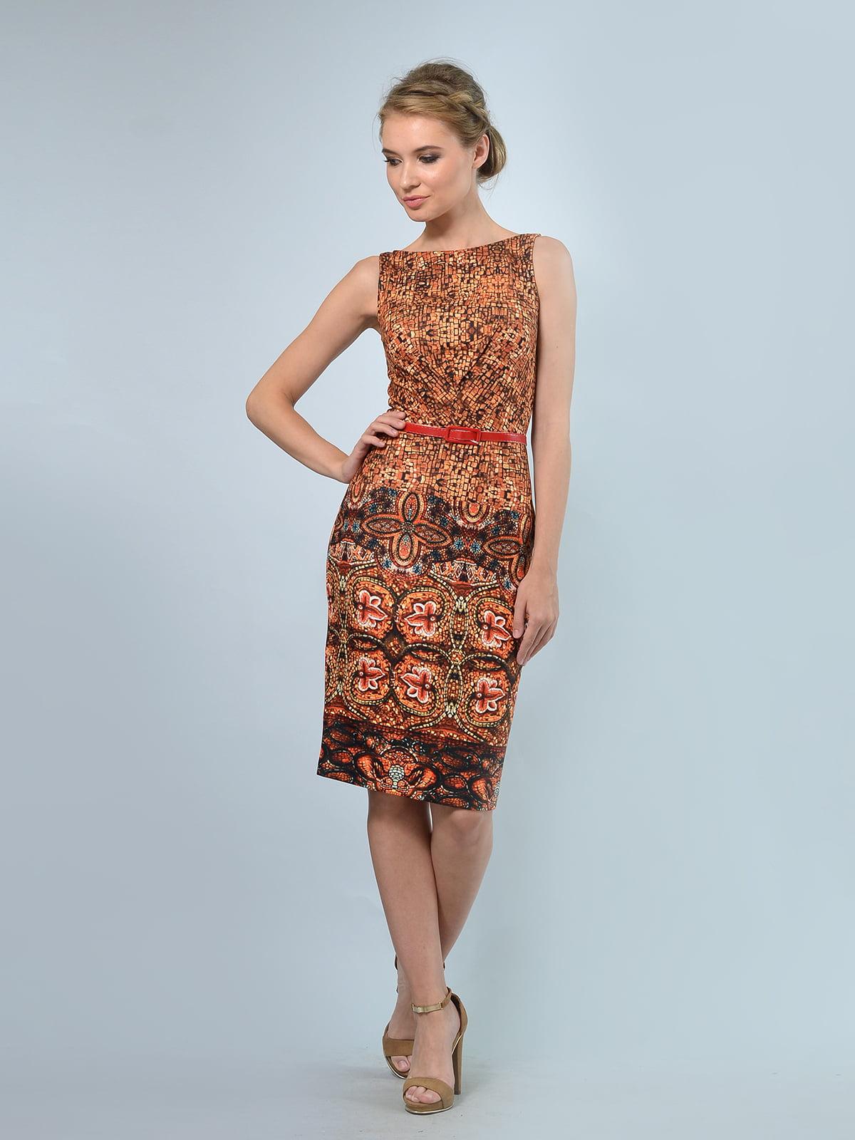 Сукня з орнаментом   5620999