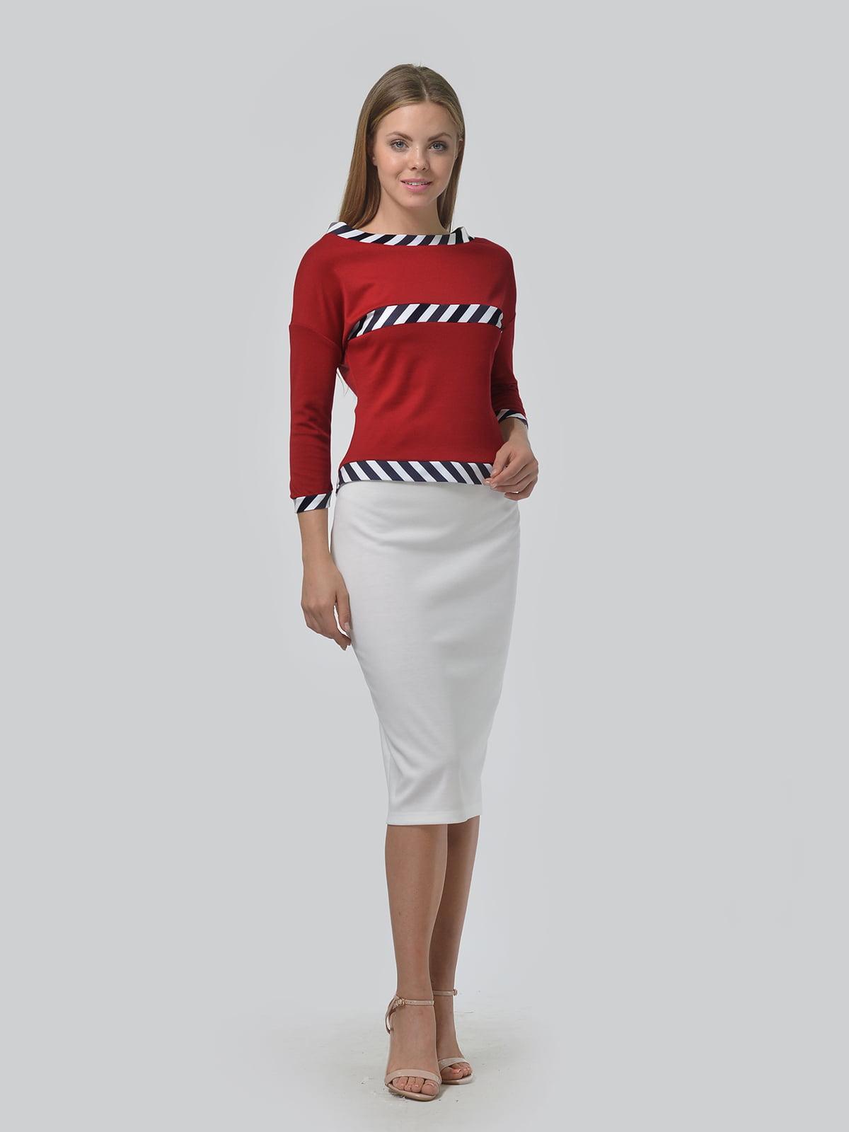 Комплект: блуза і спідниця | 5621551