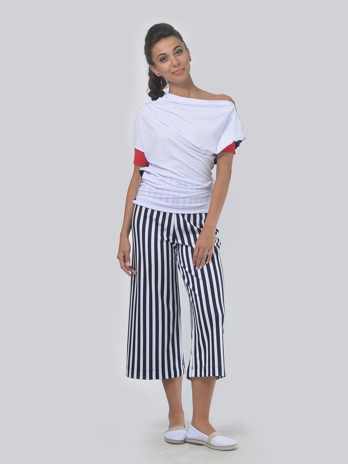 Комплект: блуза і кюлоти | 5621652