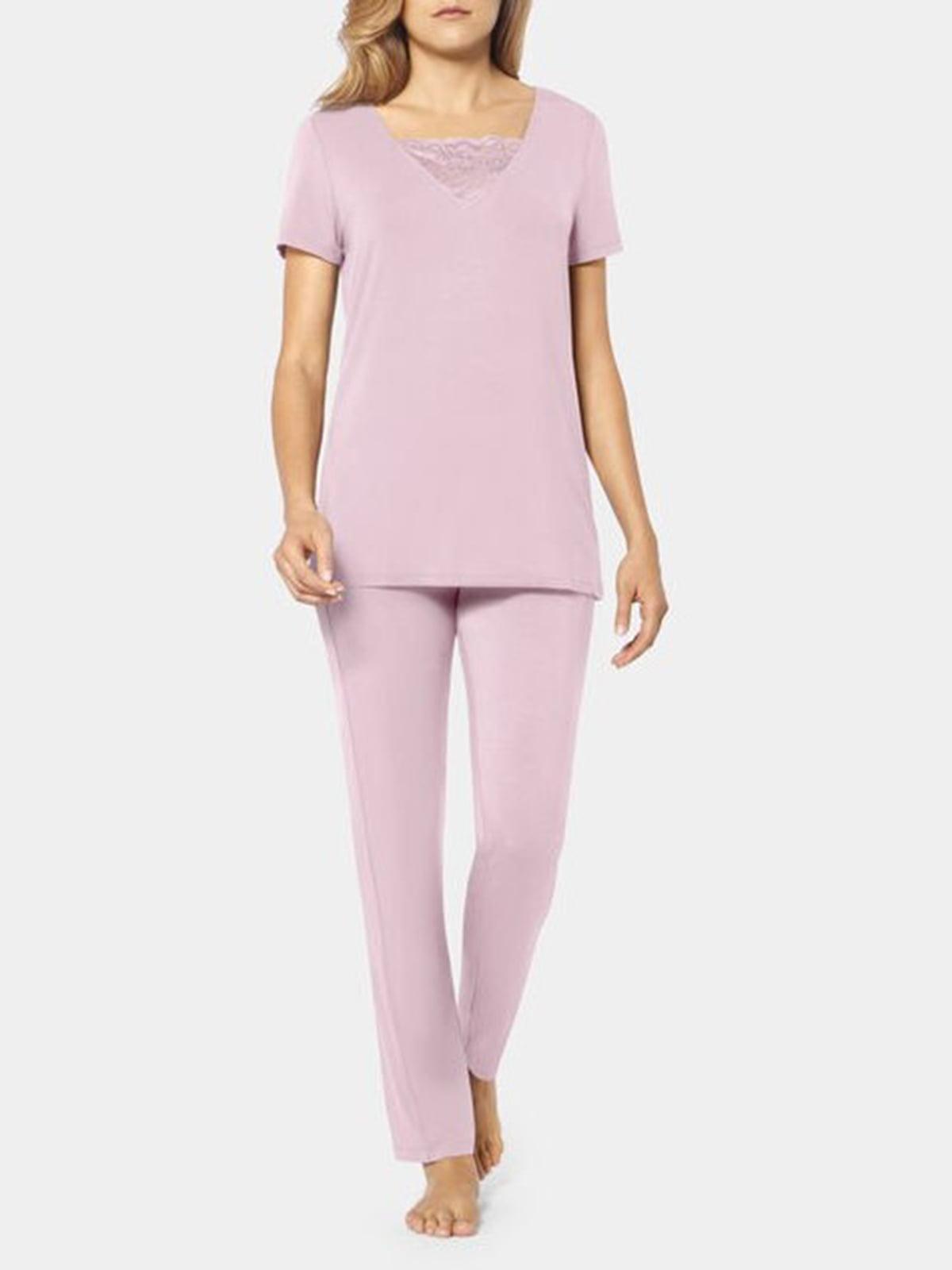 Піжама: футболка і штани | 5625580
