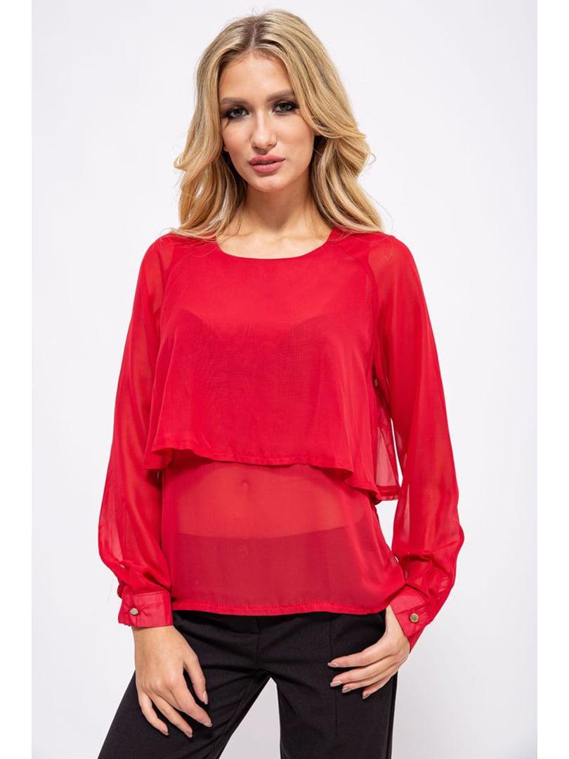 Блуза червона   5298895