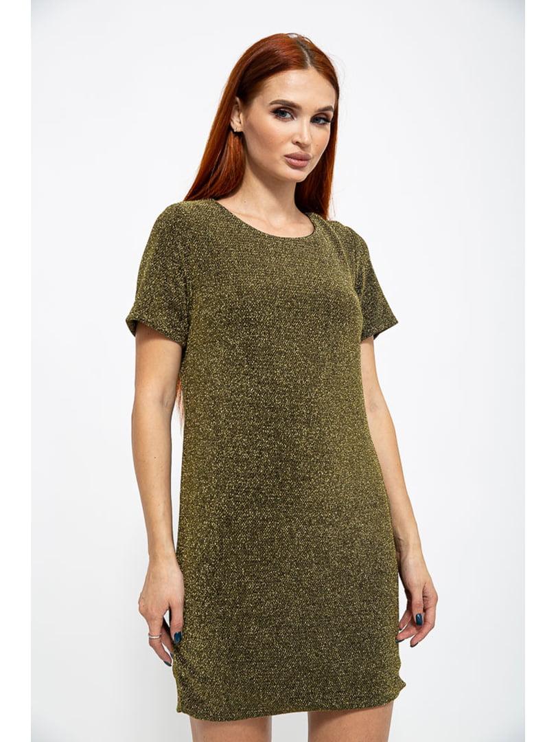 Платье золотистое   5306278