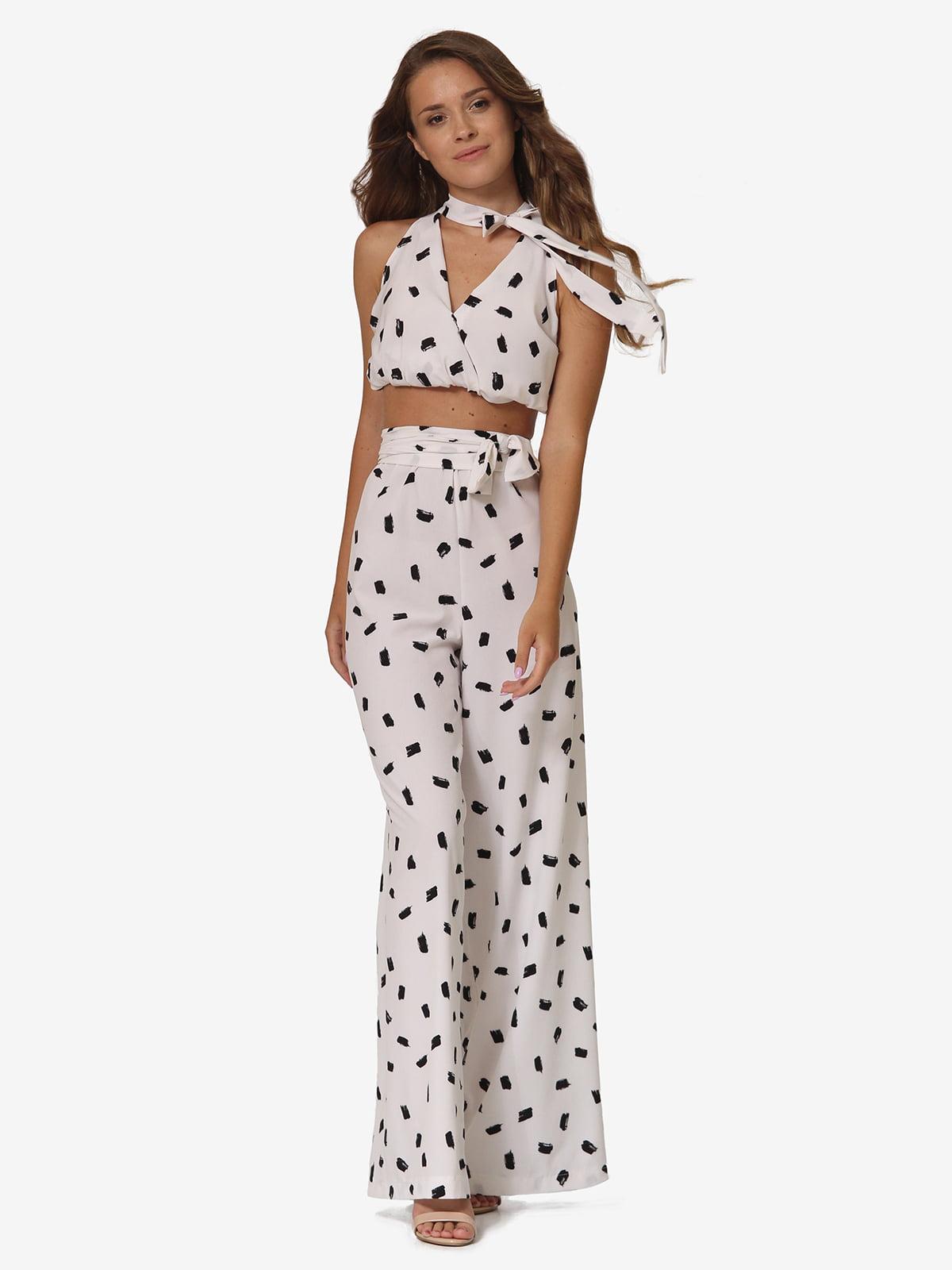 Комплект: блуза и брюки   5626287