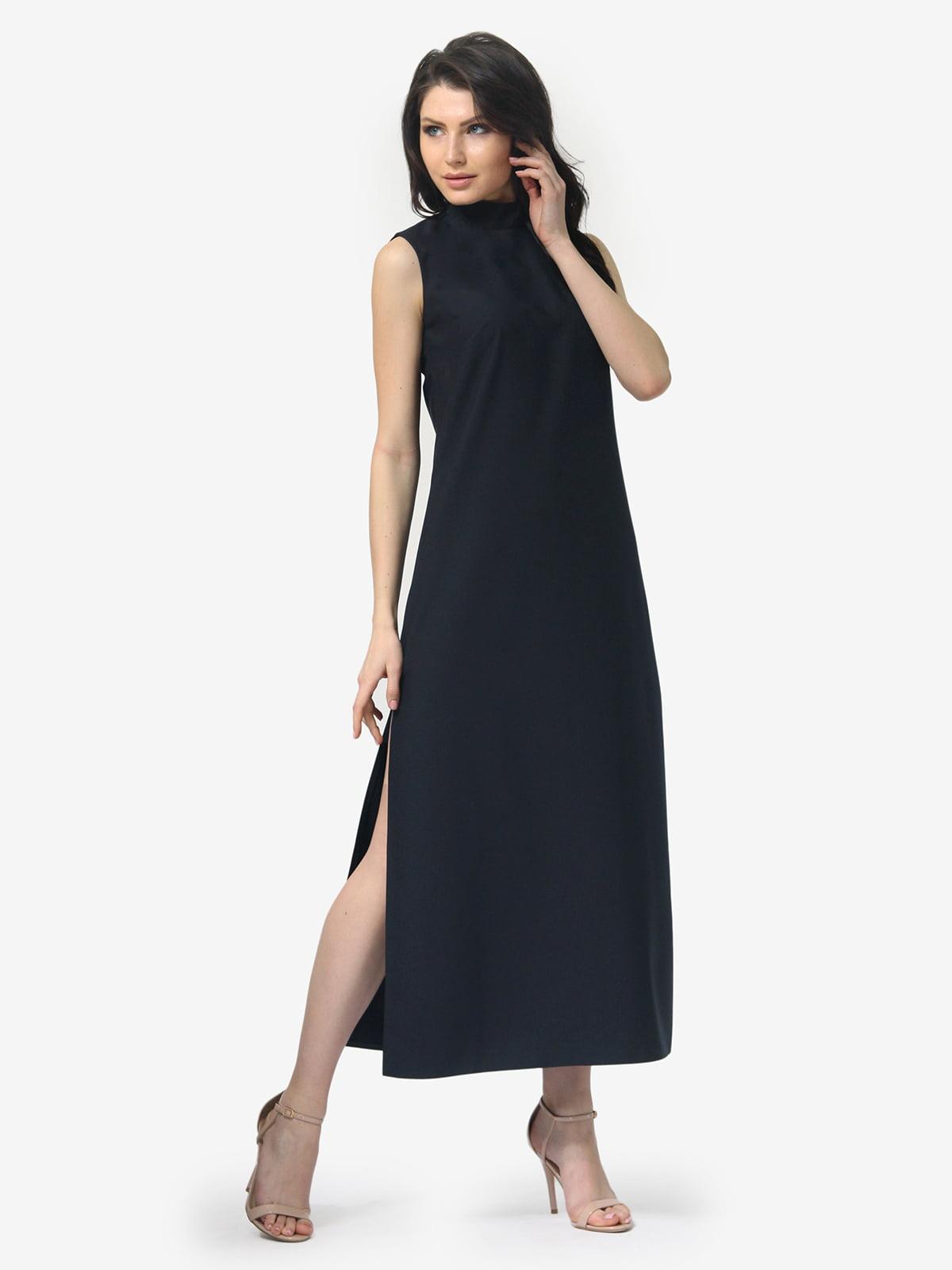 Сукня темно-синя | 5625967