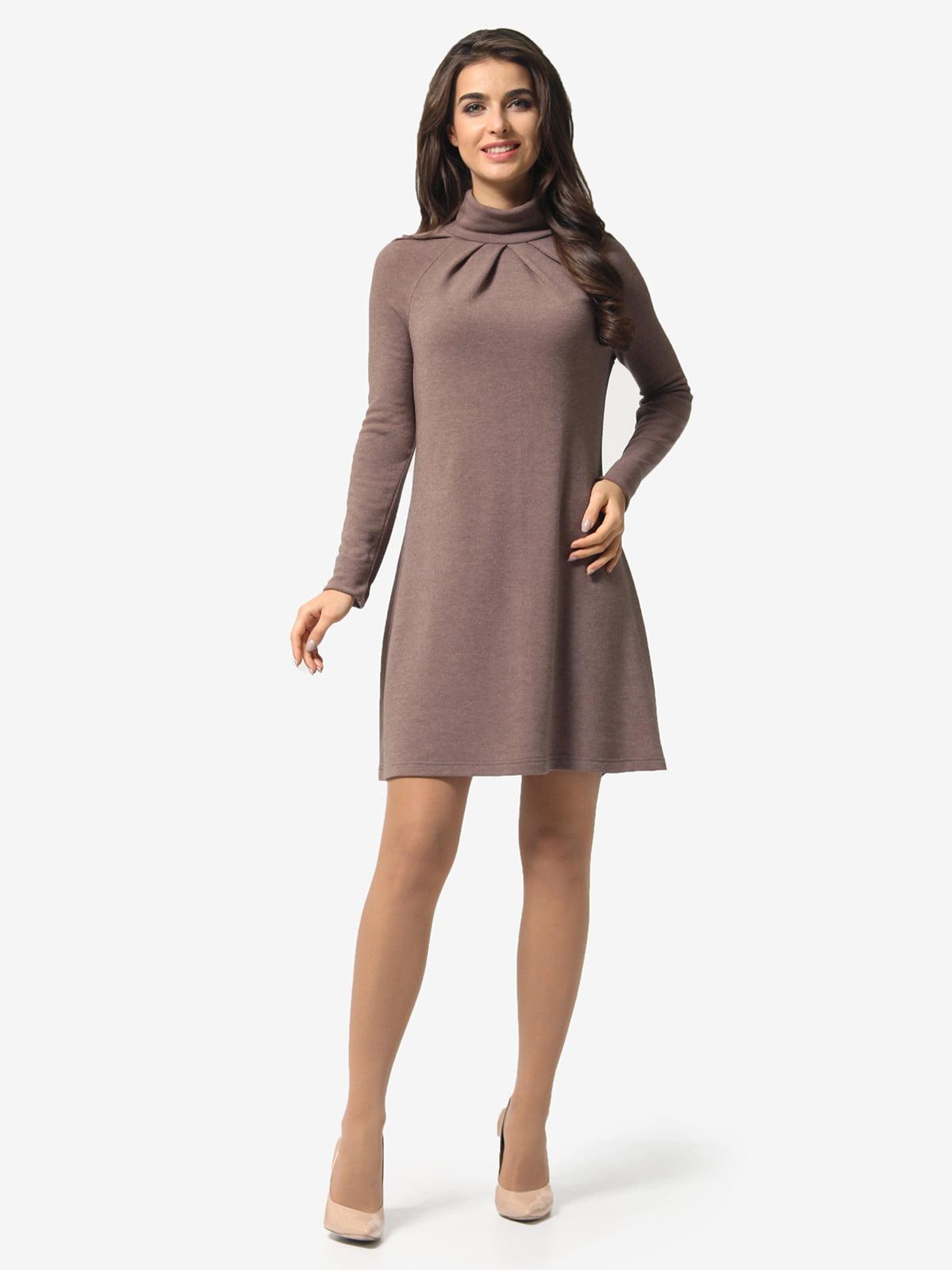 Сукня кавового кольору | 5626112
