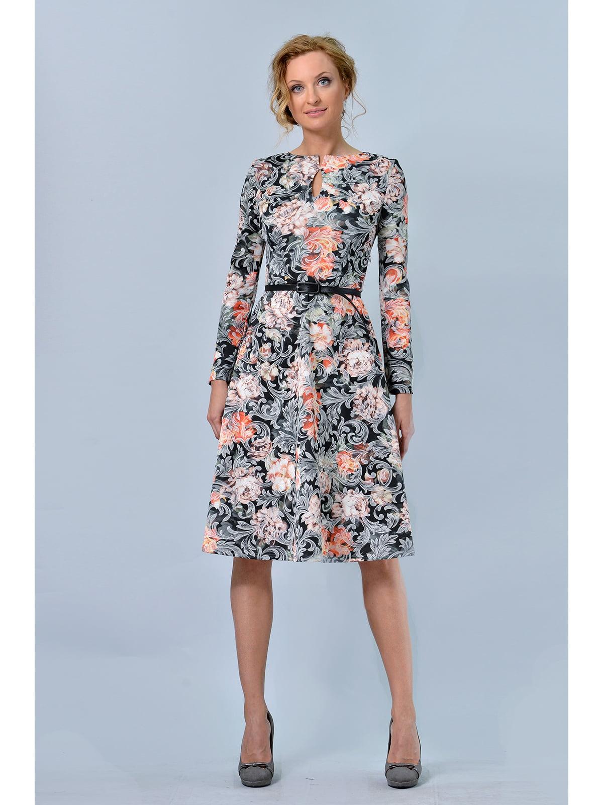 Сукня з квітковим принтом | 5626582