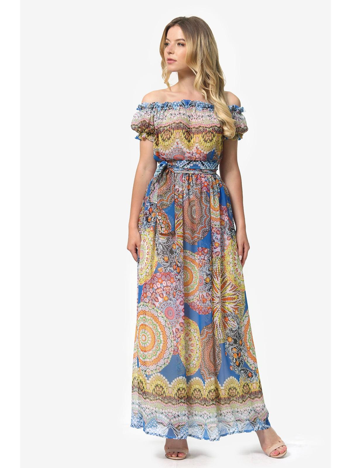 Сукня в принт | 5626627
