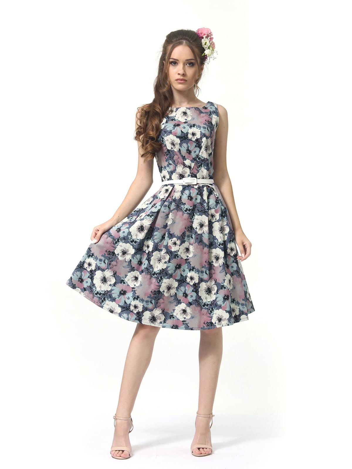 Сукня в квітковий принт | 5626637