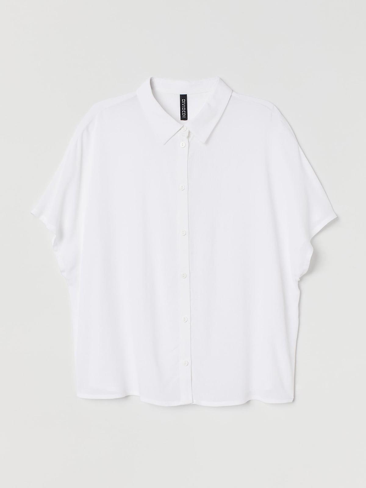 Рубашка белая | 5628844
