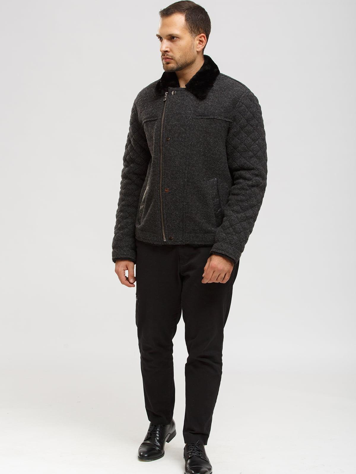 Куртка серая   5629523