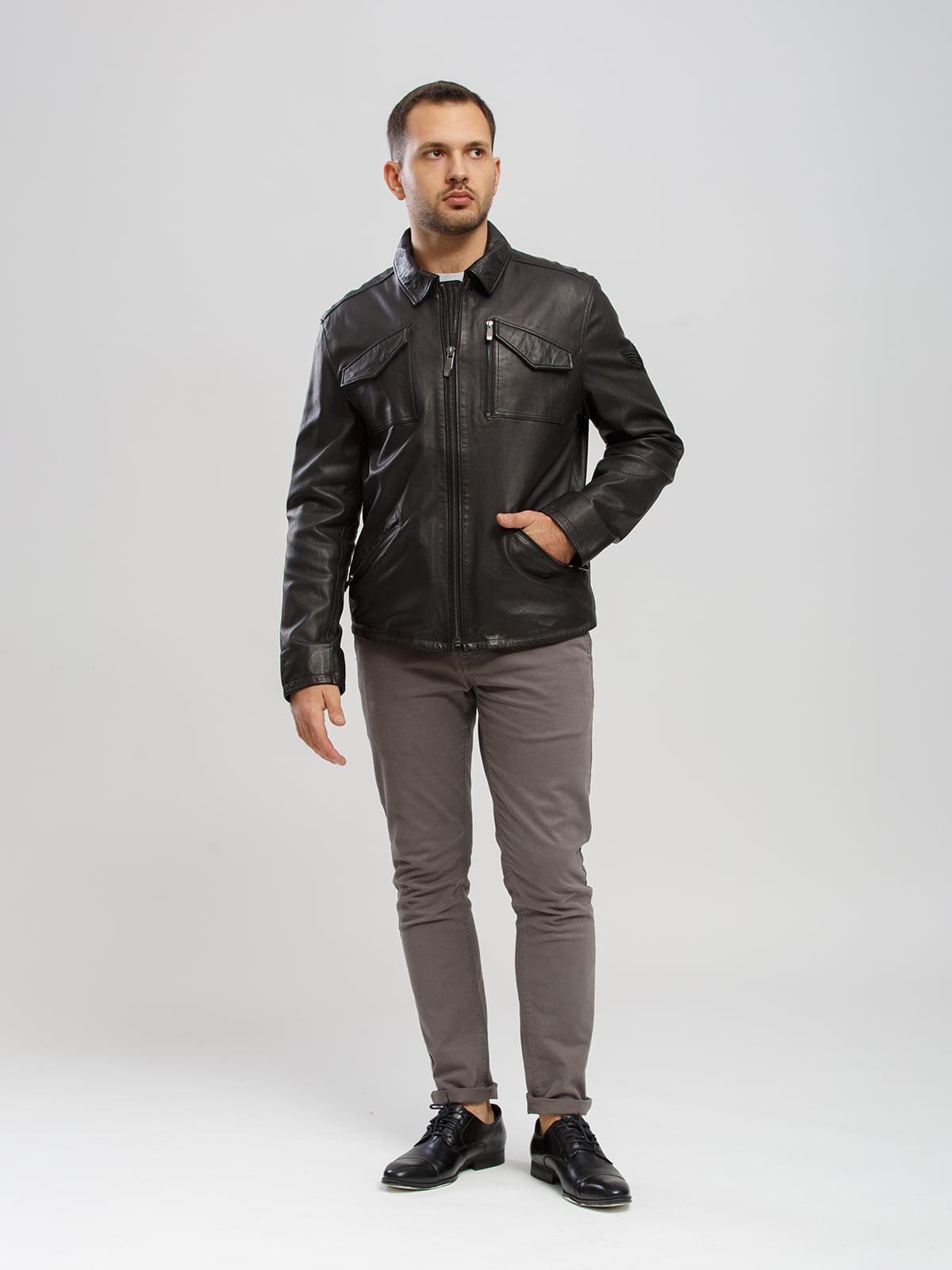 Куртка черная   5630092