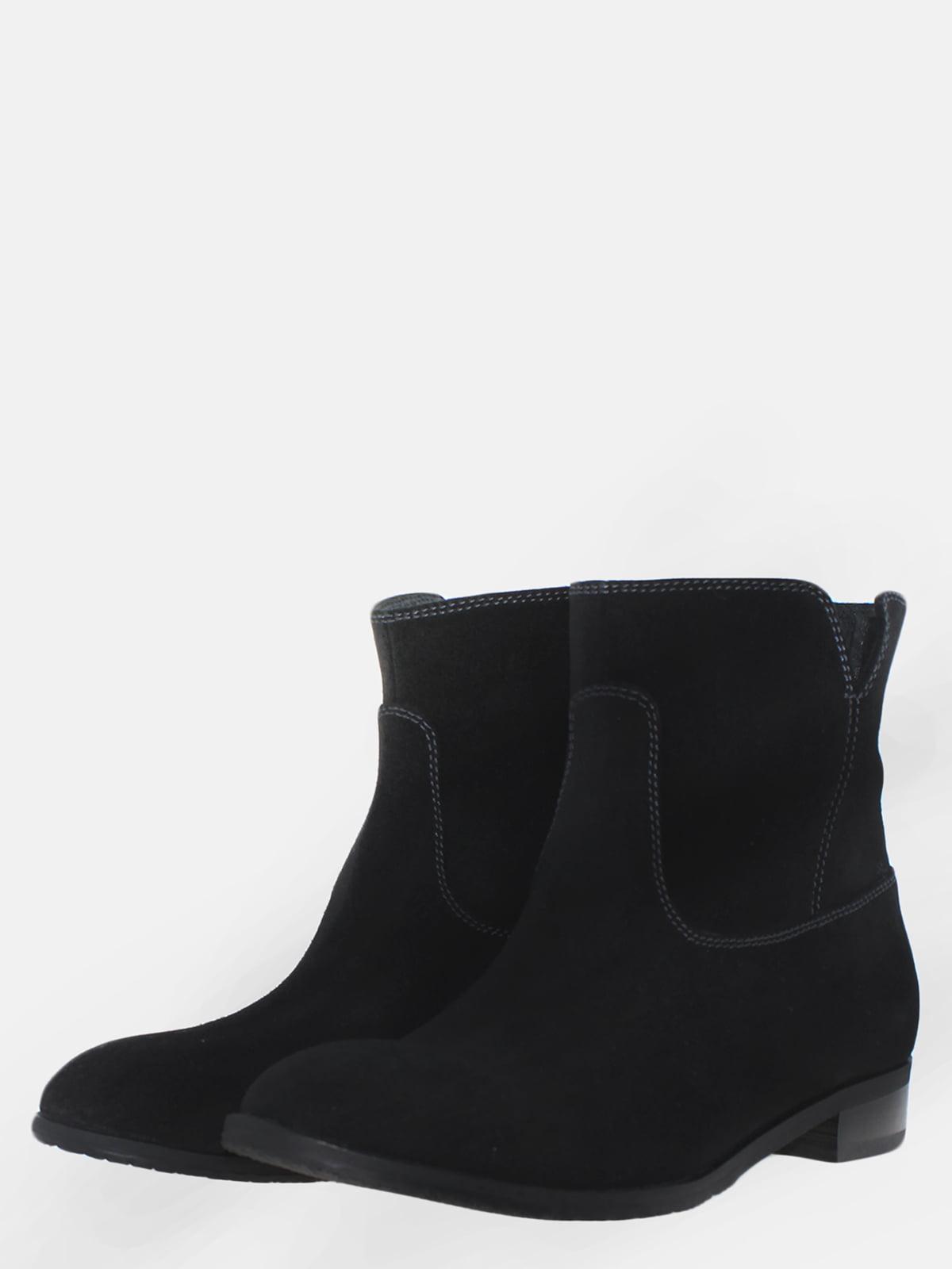 Черевики чорні | 5630218
