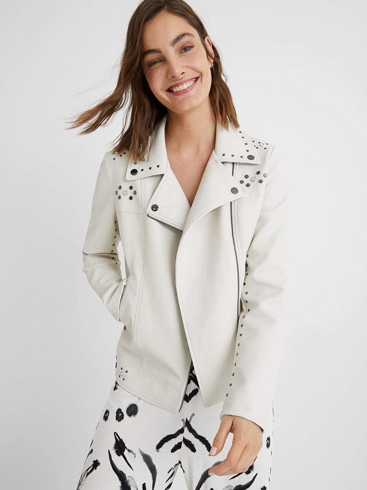 Куртка белая | 5630178