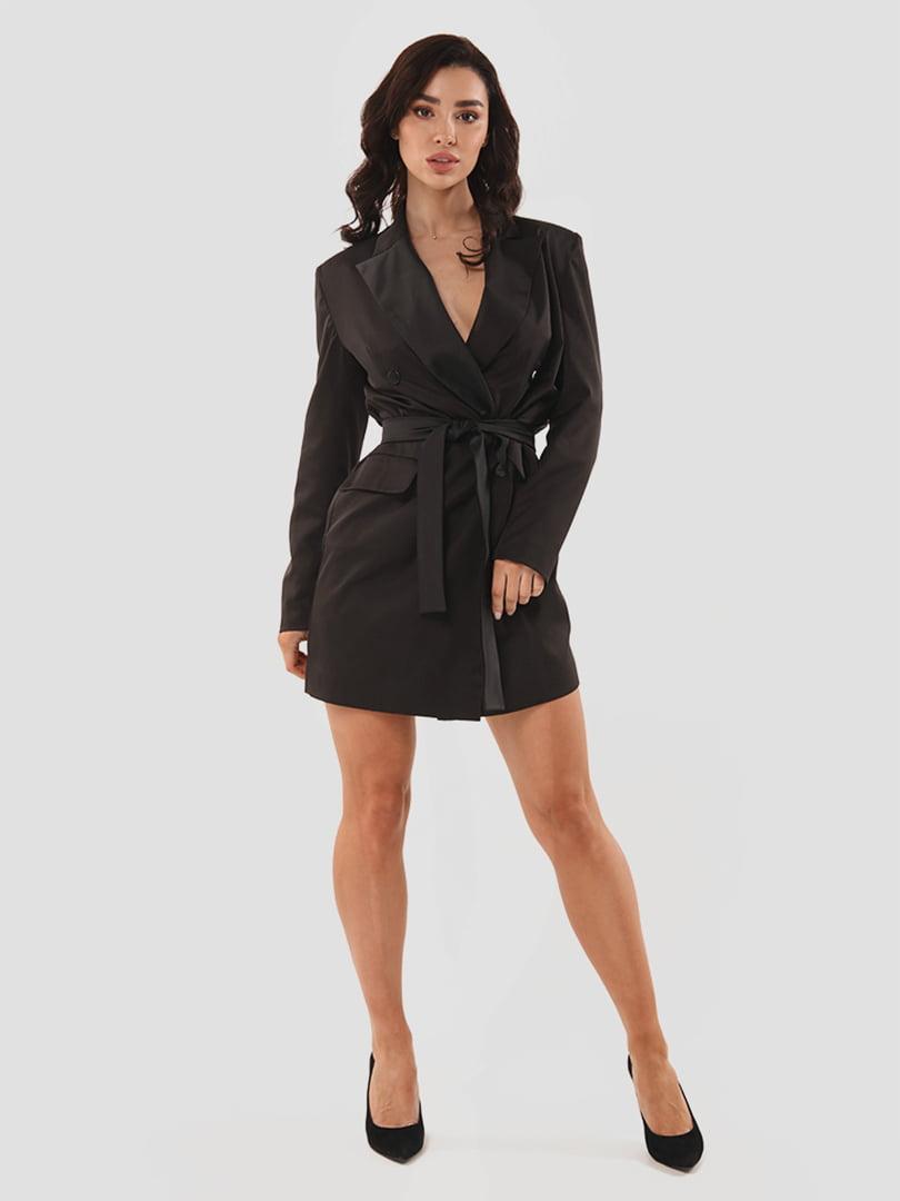 Платье черное | 5633186
