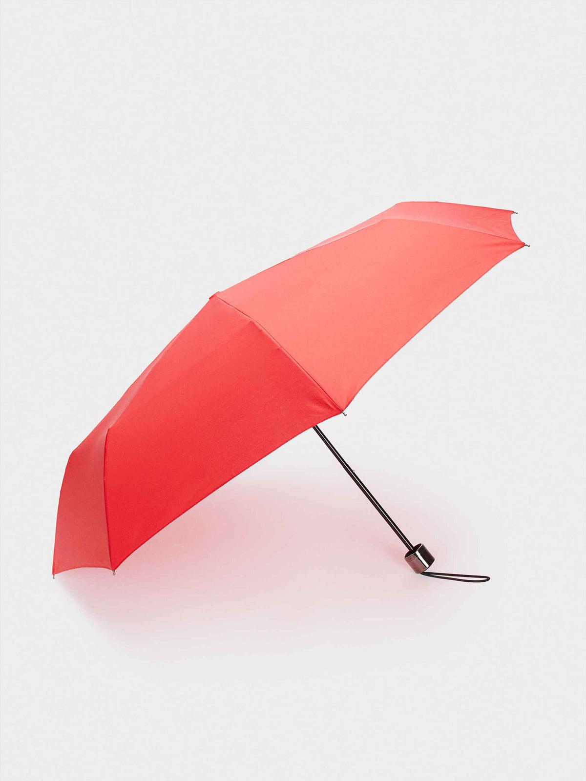 Зонт красный | 5634739