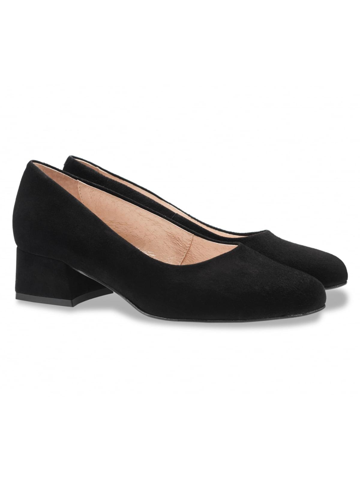 Туфли черные   5635921