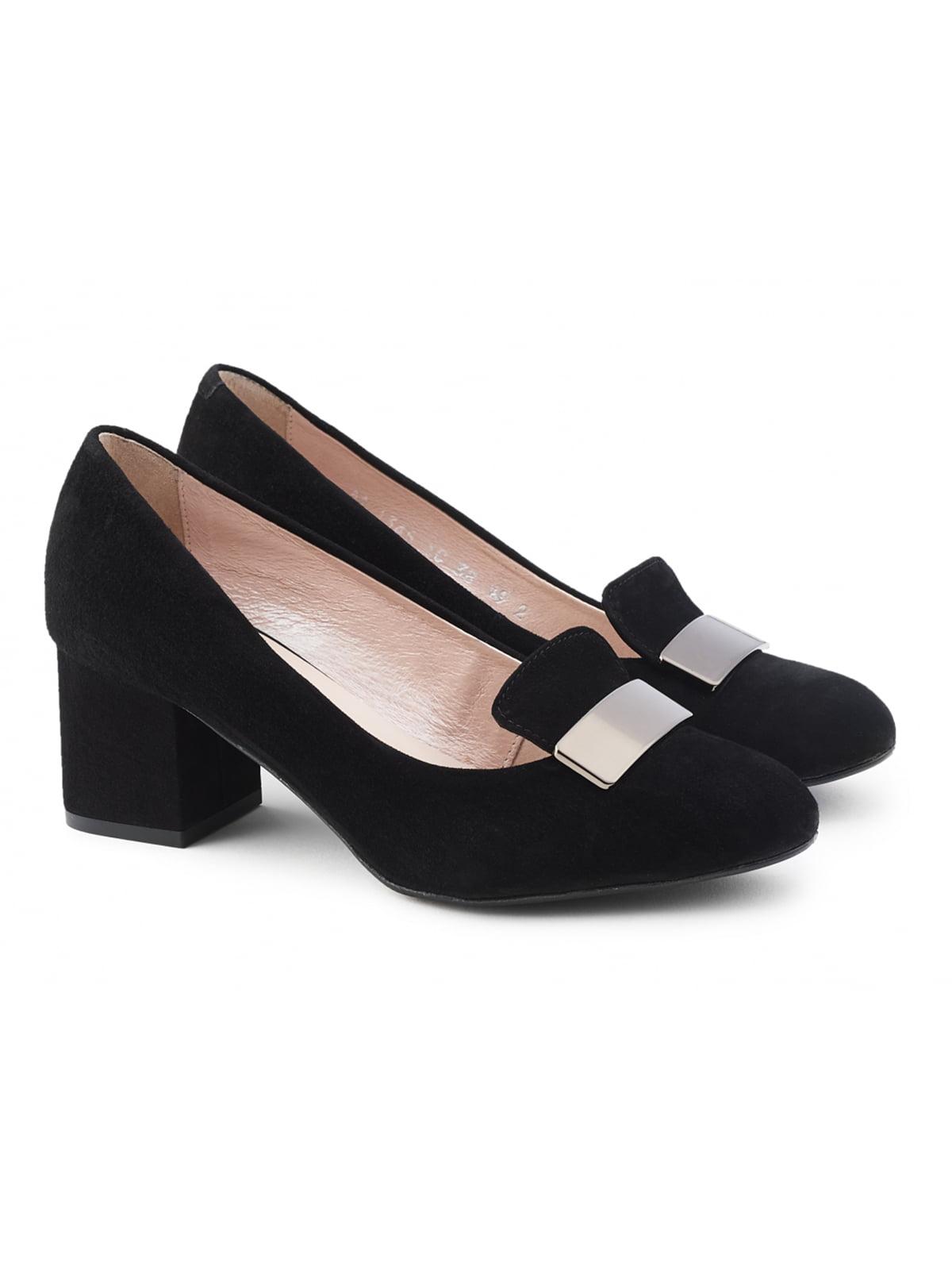 Туфли черные   5635926