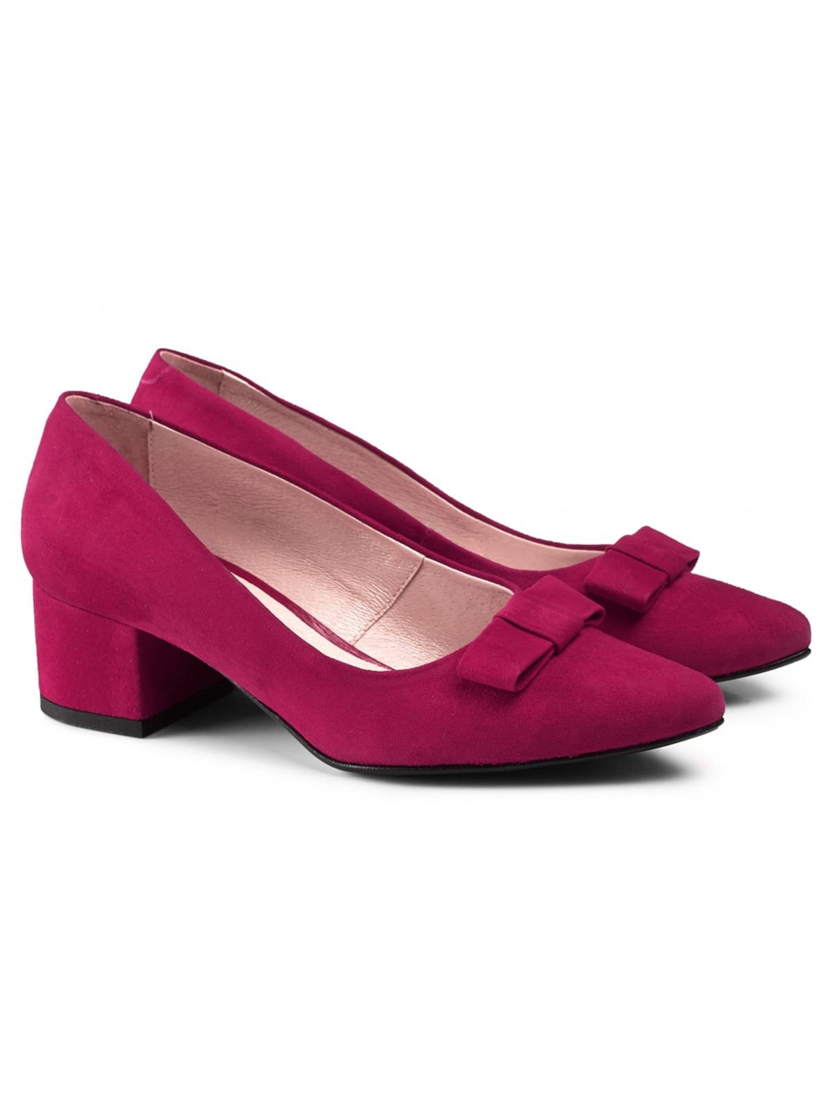 Туфлі малинового кольору   5635929