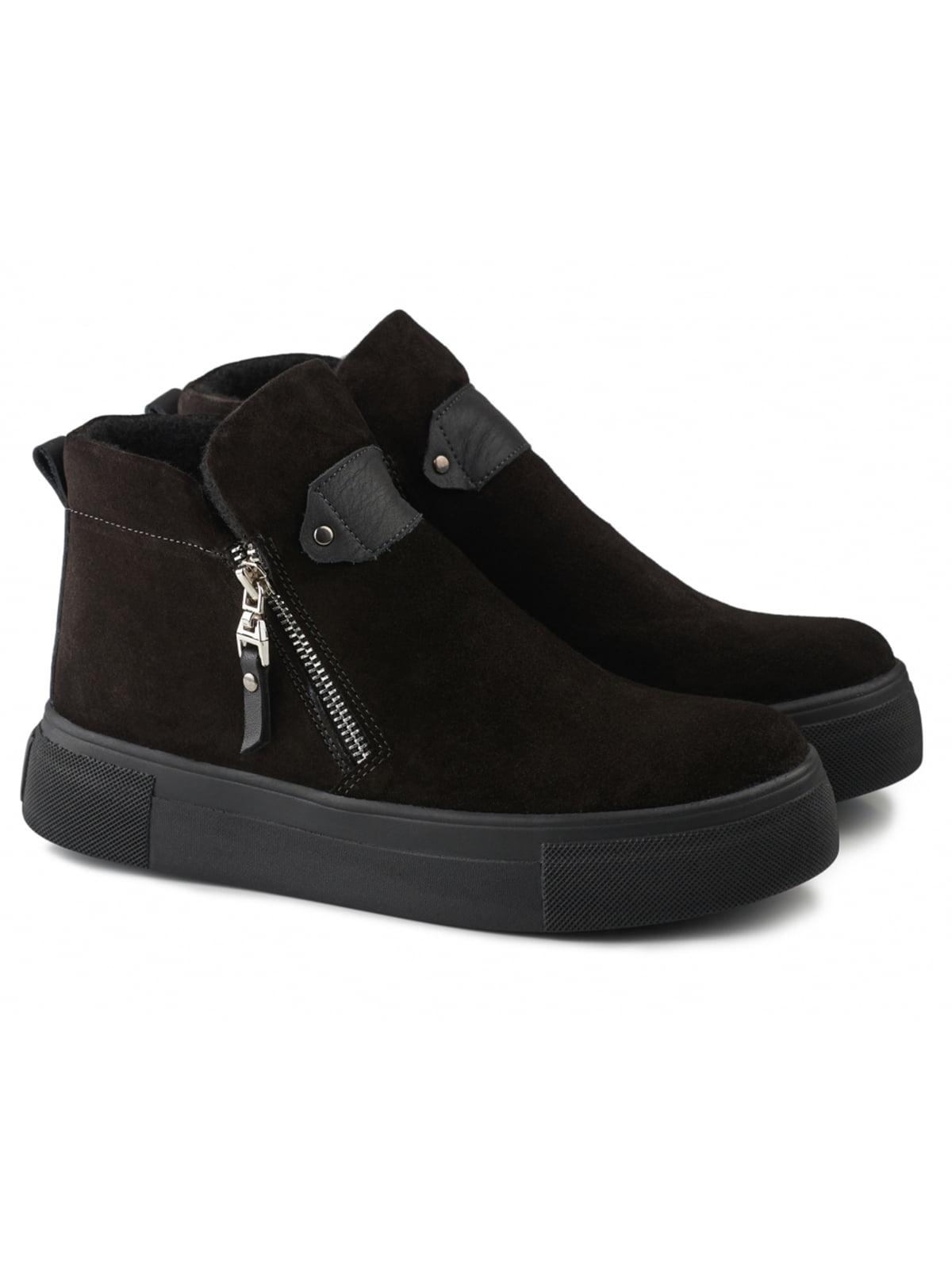 Ботинки черные | 5635936