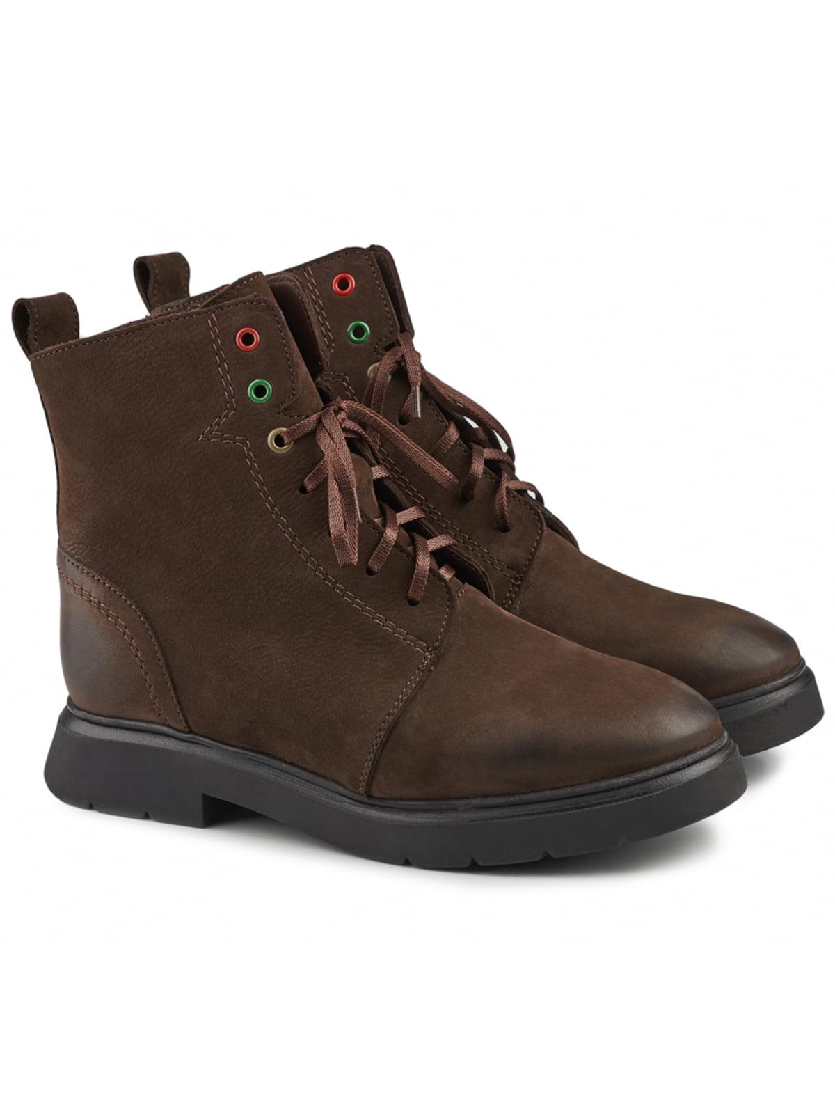 Ботинки коричневые | 5635945